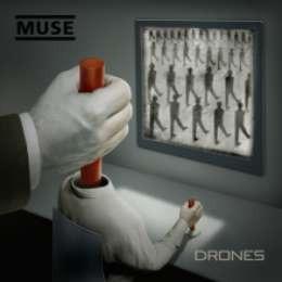 muse drones deluxe edition cd + dvd nuevo