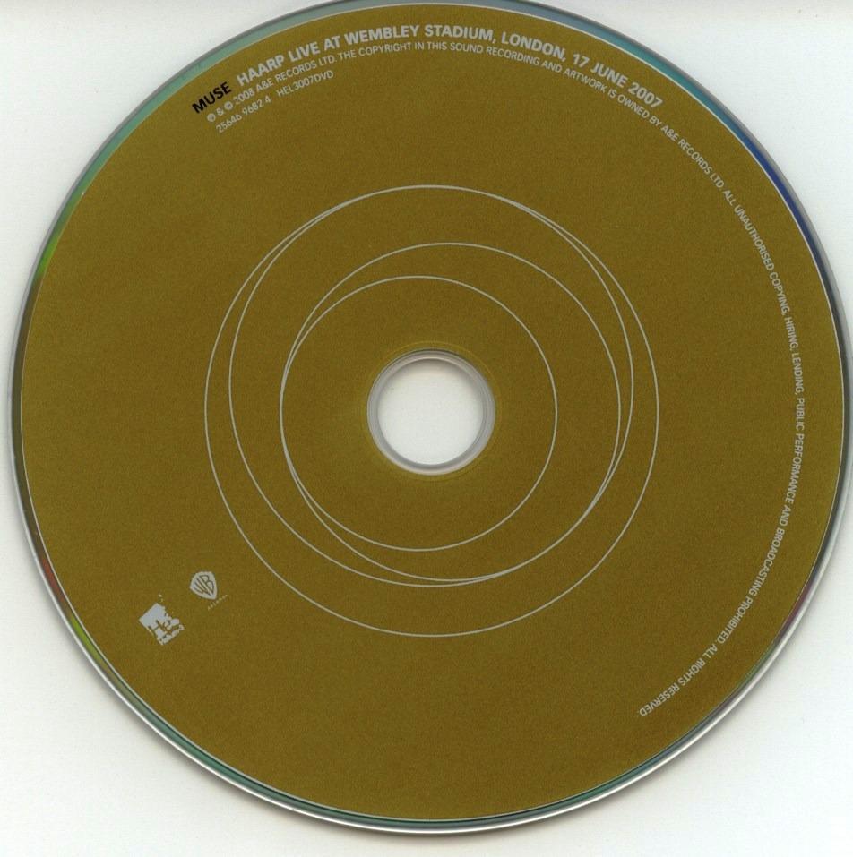 Muse: H a a r p  Live At Wembley