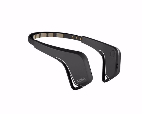 muse: the brain sensing headband para meditacion y relax neg