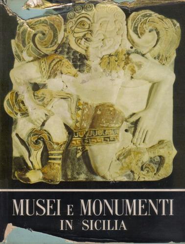 musei e monumenti in sicilia / luigi bernabó brea