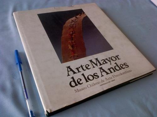 museo arte precolombino. arte mayor en los andes.