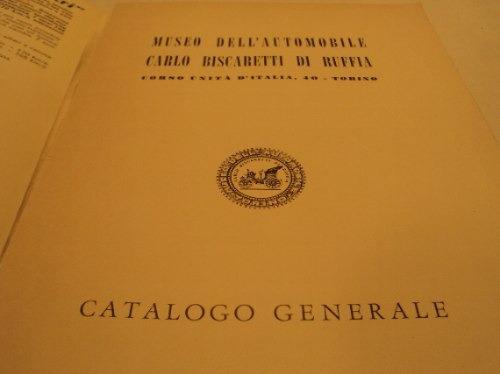 museo del automovil francia catalogo