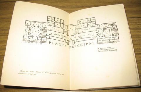 museo del prado guia completa - con 48 láminas y planos