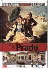 museo del prado madrid + dvd. visor.