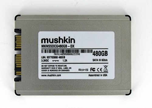 Driver: Mushkin Chronos GO Deluxe 480GB SSD
