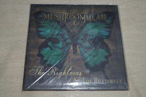 mushroomhead the righteous & the butt vinilo rock activity