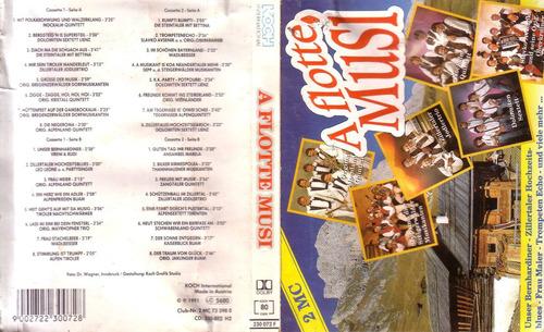 musi musica cassette