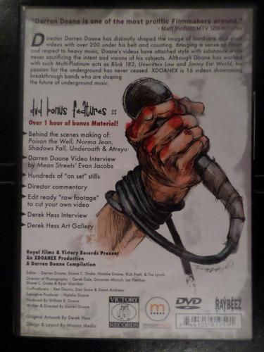 music dvd hardcore