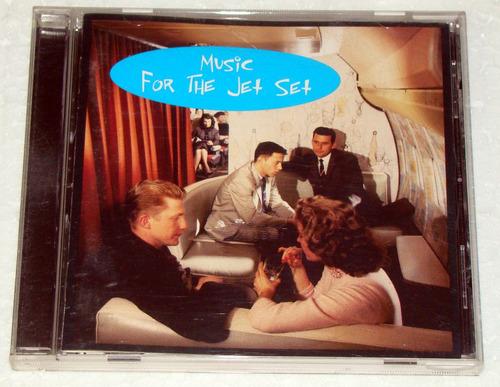 music for the jet set varios artistas cd usa / kktus