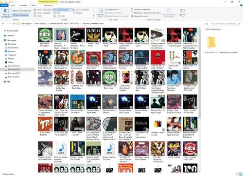 música - 2000 canciones + usb 16gb 3.0/2.0 kingston