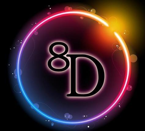 música 8d