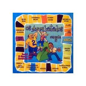 ARREBATADOS GRATIS REMIX BAIXAR CD OS