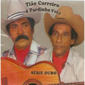 c4aee335f886a Cd Tião Carreiro E Pardinho Som Terra Vol. 3 Viola (95) no Mercado Livre  Brasil