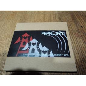 Buenos Aires 2013 Cd Nuevo Official Bootleg, Pearl Jam - Música en