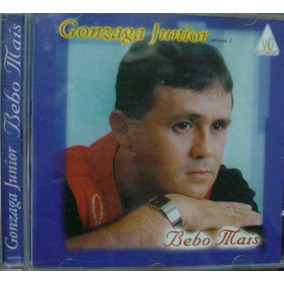 Cd Gonzaga Junior - Bebo Mais - B114
