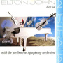 Elton John Live In Australia Cd With The Melbourne Symphony