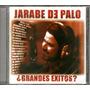 Ciudad Jarabe De Palo Grandes Exitos (cd Sellado Uk Calamaro