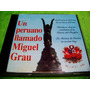 Eam Cd Rom Un Peruano Llamado Miguel Grau Huascar Marin Peru