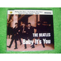 Eam Cd Single The Beatles Baby It