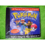 Eam Cd Pokemon En Español Para Ser Un Maestro + Video Dragon