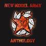 Cd Original Dvd New Model Army Anthology 1980-2010 2cds 3dvd