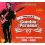 Cdm Clásicos De La Cumbia Peruana (2cd Sellado) Tony Rosado
