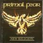 Primal Fear New Religion Cd Como Nuevo Impecable