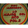 Don Medardo Y Sus Players Orgullosamente Lo Mejor Vol 2 Lp