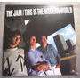 The Jam - This Is The Modern World. Lp Nuevo. Sin Uso.