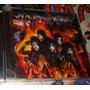 Black Veil Brides Cd Set The World On Fire Nuevo Importado