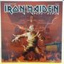 Iron Maiden Take Your Mummy On The Road Vinilo Nuevo Sellado