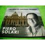 Eam Cd Piero Solari 100 Años D Canciones Italianas Nueva Ola