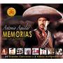 Cd - Antonio Aguilar - Memorias De Un Charro