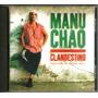 Ciudad Manu Chao Clandestino (cd Usa Cafe Tacuba Jarabe Palo