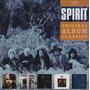 Spirit - Original Album Classics Box-set 5 Cds (2010)