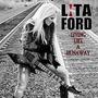 Lita Ford - Living Like A Runaway Cd