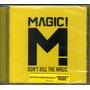 Ciudad Magic Dont Kill The Magic (cd Sellado Usa) Bob Marley