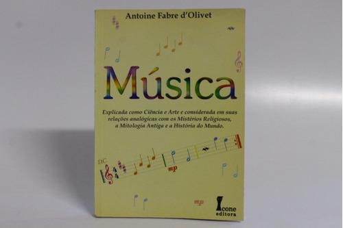 música antoine fabre d'olivet