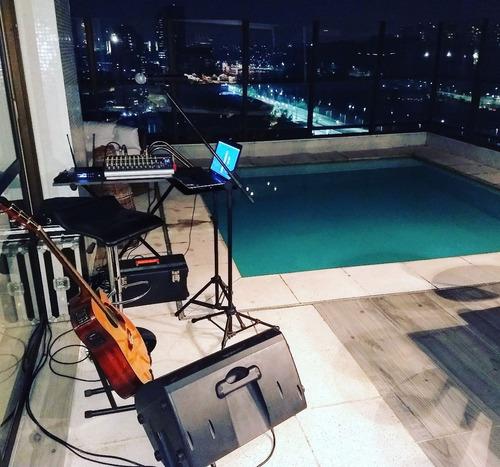 música ao vivo para festas e eventos sociais e corporativos.