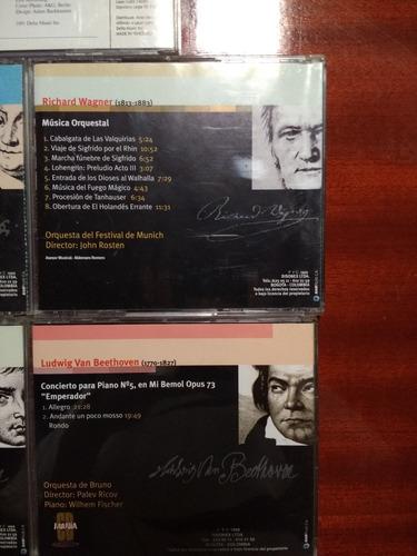 música clásica cds