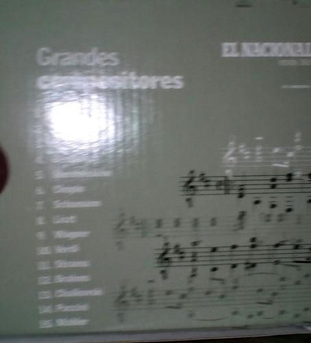 música clásica libros