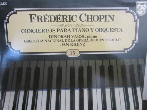 musica clasica  lp vinilo frederic chopin piano