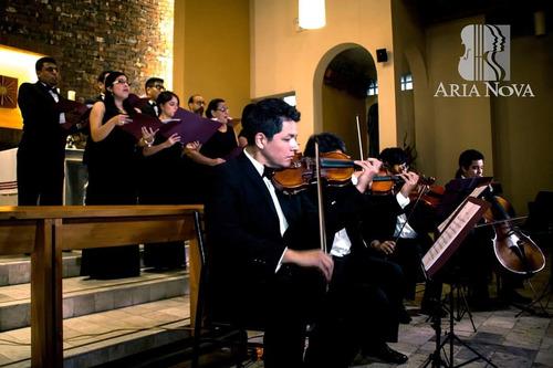 música clásica, peruana e internacional en vivo: eventos