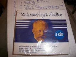 musica clasica  tschoikowky  collection  4cd   sellados