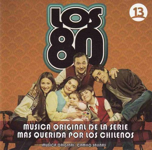 musica de la serie los 80