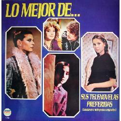 Musica De Novelas - Leonor Benedetto, Etc - Lp Unico!!