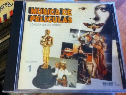 musica de peliculas - london magic cords