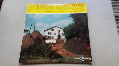 música del país vasco por el grupo bi harri y lagun  arteak