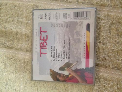 musica del tibet disco compacto