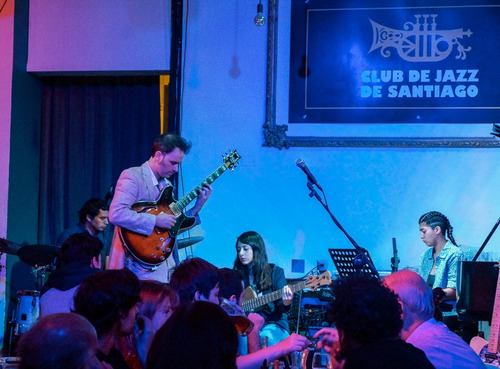 música en vivo - matrimonios y eventos (jazz, blues, latin)
